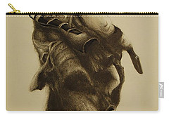 Hunter Carry-all Pouch by Jean Cormier