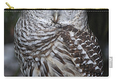 Hunter Carry-all Pouch by Sharon Elliott