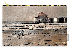 Huntington Beach Surfers Carry-all Pouch