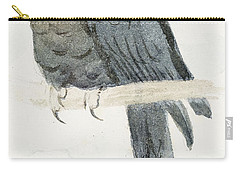 Hyancinth Macaw Carry-all Pouch by Henry Stacey Marks