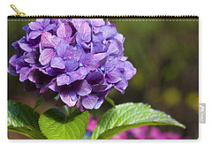 Carry-all Pouch featuring the photograph Hydrangea by Belinda Greb