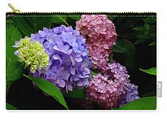 Hydrangea Glow Carry-all Pouch