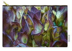 Hydrangea Joy Carry-all Pouch