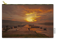 Carry-all Pouch featuring the photograph I Can Only Imagine by Rose-Maries Pictures