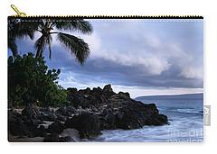 I Ke Kai Hawanawana Eia Kuu Lei Aloha - Paako Beach Maui Hawaii Carry-all Pouch