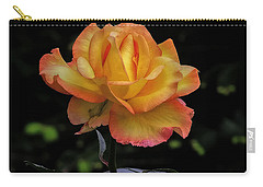 Carry-all Pouch featuring the photograph I Know I'm Beautiful by Hanny Heim