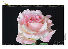 Carry-all Pouch featuring the photograph I Love Us by Jeannie Rhode
