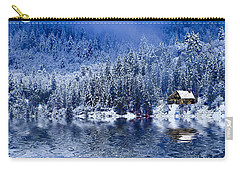 I Loved You In Winter Carry-all Pouch
