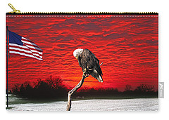 I Pledge Allegiance Carry-all Pouch