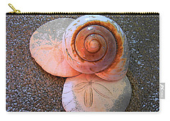 Carry-all Pouch featuring the photograph I Sea Art by Micki Findlay