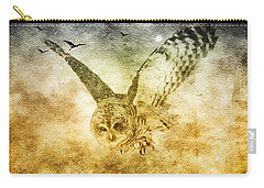 I Shall Return Carry-all Pouch by Eti Reid