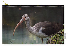 Ibis Cute Face Carry-all Pouch