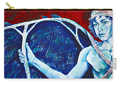 Icarus Carry-all Pouch by Derrick Higgins