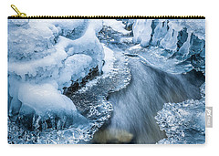 Ice Cathedral Carry-all Pouch