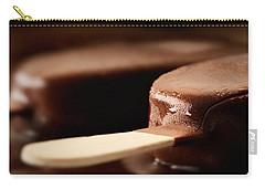 Ice Cream Chocolate Bar Carry-all Pouch