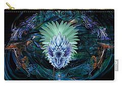 Ice Queen Carry-all Pouch