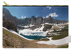 Iceberg Lake Carry-all Pouch by Aaron Aldrich