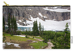 Iceberg Lake Carry-all Pouch