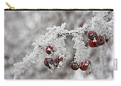 Iced Hawthorn Carry-all Pouch
