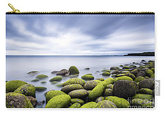 Iceland Tranquility 3 Carry-all Pouch by Gunnar Orn Arnason