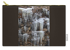 Icicle Cliffs Carry-all Pouch