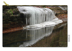 Icicle Reflection  Carry-all Pouch