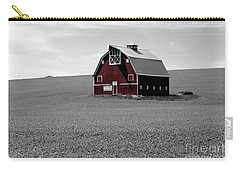 Icon Of The Palouse Carry-all Pouch by Sharon Elliott