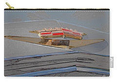 Carry-all Pouch featuring the photograph Iconic Emblem by John Schneider