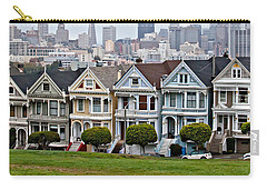 Iconic Painted Ladies Carry-all Pouch