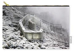 Icy Path Way Carry-all Pouch