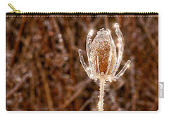 Icy Thistle Carry-all Pouch