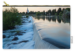 Idaho Falls Sunset Carry-all Pouch