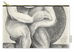 Identity Crisis Carry-all Pouch by Melinda Dare Benfield