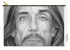 Iggy Pop Carry-all Pouch
