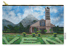 Iglesia La Fortuna  Costa Rica Carry-all Pouch