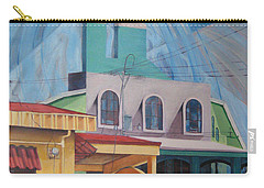 Iglesia San Rafael  Costa Rica Carry-all Pouch