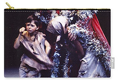 Christmas Carol Carry-all Pouch