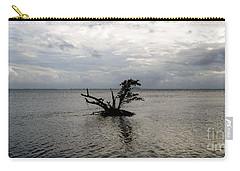 Ikebana Sunset Carry-all Pouch