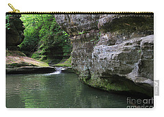 Illinois Canyon May 2014 Carry-all Pouch