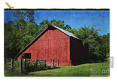 Illinois Red Barn 2 Carry-all Pouch