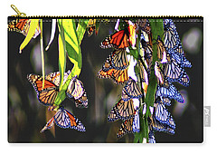 Illuminated Beauties Carry-all Pouch