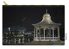 Illuminated Elegance Carry-all Pouch by Ray Warren