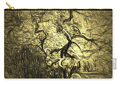 Illusion Tree Carry-all Pouch