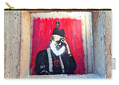 Carry-all Pouch featuring the photograph I'm Thinking by Joan Reese