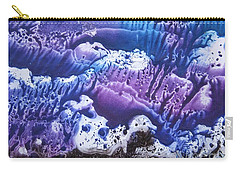 Carry-all Pouch featuring the painting Imagination 3 by Vesna Martinjak