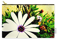 Carry-all Pouch featuring the photograph Imagination Growing by Faith Williams