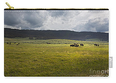 Carry-all Pouch featuring the photograph Imagine by Belinda Greb