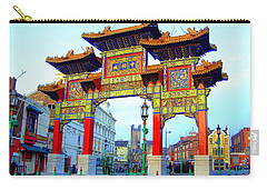 Imperial Chinese Arch Liverpool Uk Carry-all Pouch