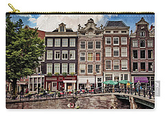 In Another Time And Place Carry-all Pouch by Joan Carroll