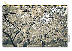 In Bloom Carry-all Pouch